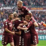Soccer: serie A, Torino-Juventus