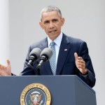 President Obama Makes Statement About Nuclear Negotiations with Iran
