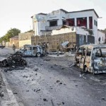 Suicide attack rocks Mogadishu