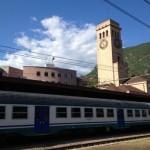 Stazione ferrovie della provincia di Bolzano