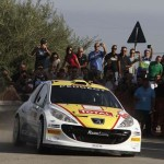 Paolo Andreucci, Anna Andreussi (Peugeot 207 S2000 S2000 #2, Racing Lions)