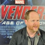 """US Joss Whedon, film director of """"Avengers: Age of Ultron"""", attends a press conference in Bard, Italy, 23 April 2015. ANSA/THIERRY PRONESTI"""