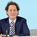 FCA and Exor Chairman John Elkann During the shareholders' meeting in Turin, 29 May 2015. ANSA/ ALESSANDRO DI MARCO