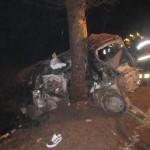 Incidenti stradali:auto contro platano,un morto in Lucchesia