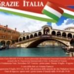 invito ospiti GRAZIE ITALIA