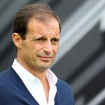 epa04865023 FC Juventus' head coach Massimiliano Allegri during a friendly soccer match between Lechia Gdansk and Juventus Turin in Gdansk, Poland, 29 July 2015.  EPA/PIOTR WITTMAN POLAND OUT