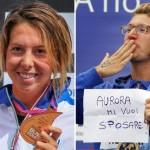 Combo Aurora Ponsele e  Simone Ruffini