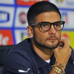 The italian national soccer team's player Lorenzo Insigne during the press conference held at the Federal Training Center of Coverciano in Florence, Italy, 6 October 2015.ANSA/ MAURIZIO DEGL'INNOCENTI
