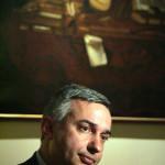 Maurizio Molinari in una foto d'archivio. ANSA
