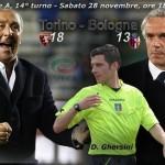 Torino-Bologna alla 14ma di A