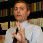 Il direttore del quotidiano 'La Repubblica' Ezio Mauro ANSA