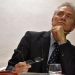 Francesco Rutelli durante la convention 'La prossima Roma', Roma, 28 novembre 2015. ANSA/ETTORE FERRARI