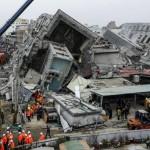 Terremoto Taiwan (ansa)