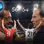 Napoli-Juventus, scontro al vertice in serie A (elaborazione)