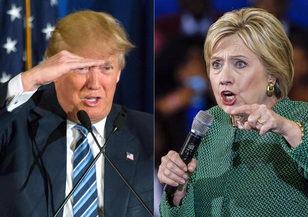 Usa 2016, Trump sorpassa la Clinton nei sondaggi