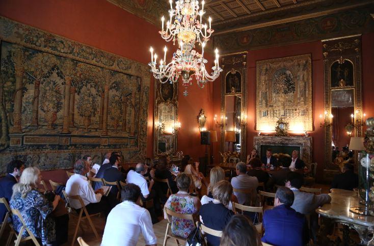 sala presentazione amb Belgio