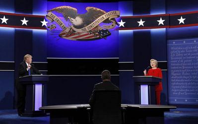 Usa 2016, Clinton-Trump: Hillary vince il primo confronto tv