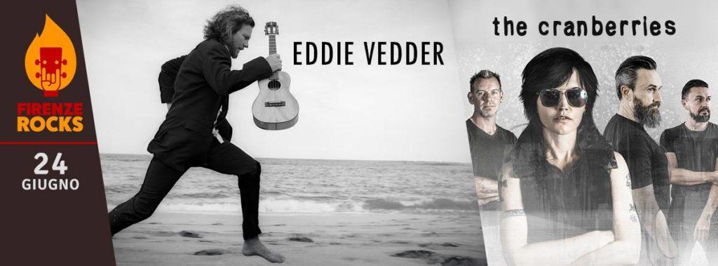 Eddie Vedder Firenze