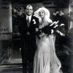 Douglas Fairbanks e Mary Pickford, nel giorno delle nozze