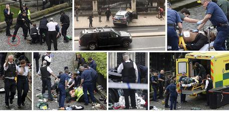 Londra, attacco al Parlamento. Quattro morti, ferite due italiane. Ucciso l'assalitore