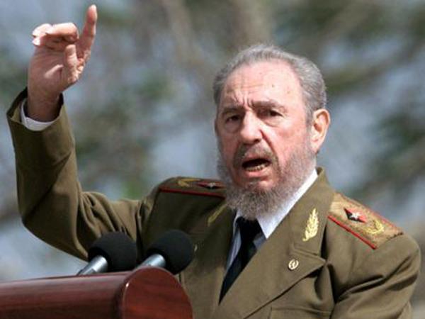 Fidel Castro, il lider maximo di Cuba