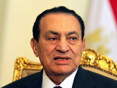 Hosni Mubarak (fonte AFP)