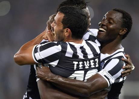 Supercoppa vince la Juve (Foto fonte Ansa/CLAUDIO PERI)