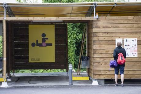 Zurigo Sex Box (foto fonte Ansa)