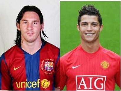 La Credenza Ronaldo : Calcio: messi e ronaldo in due valgono un miliardo mezzo di euro