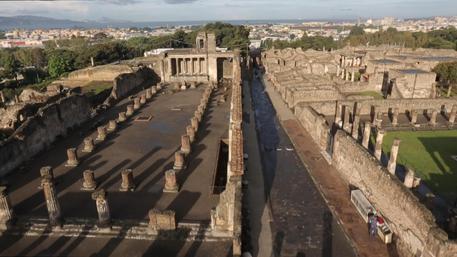 Pompei, forse di Plinio il Vecchio il cranio misterioso dell'Asas