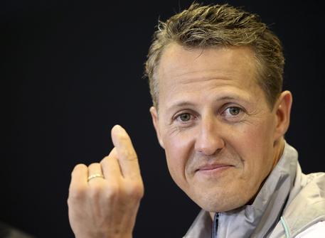 Elisabetta Gregoraci parla di Schumacher: 'Comunica con gli occhi'