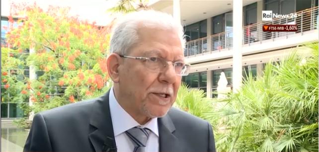 Taieb Baccouche, ministro degli Esteri della Tunisia