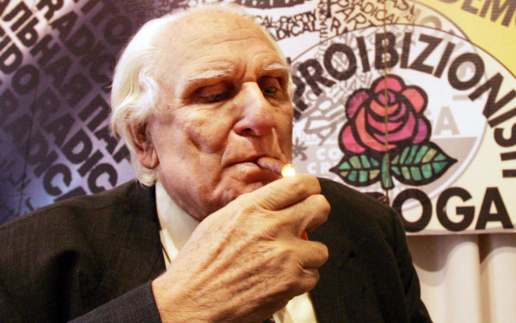 E morto marco pannella il leader radicale aveva 86 anni for Diretta radio radicale