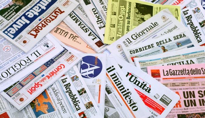 Pacchetto di scioperi per quattro quotidiani locali