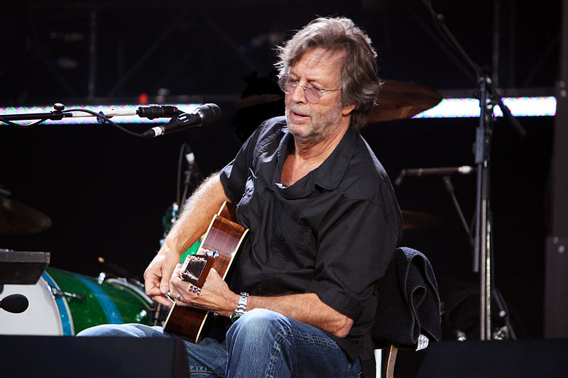 Eric Clapton- Blue & Lonesome