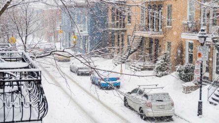 Meteo: Torna la neve  nel weekend