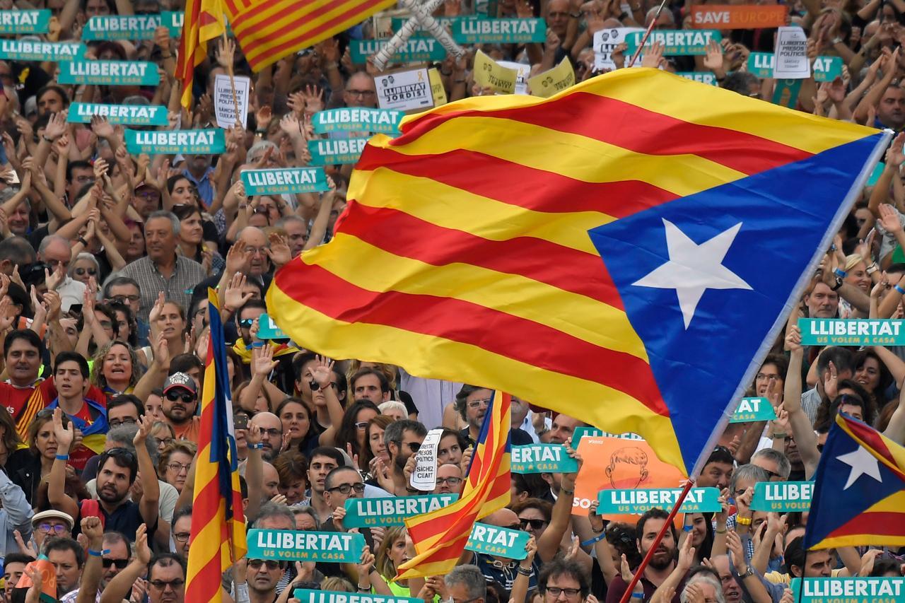 """Catalogna, Junqueras: """"Nuovo referendum su indipendenza inevitabile"""""""