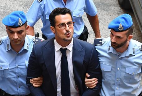 Milano, Fabrizio Corona torna in carcere