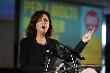 """Barbara Palombelli e Laura Boldrini: """"Parole non lecite"""", sbarca tutto in Parlamento"""