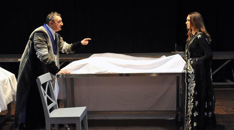 Al Teatro Argentina di Roma dal 27 al 29 marzo in scena 'Antigone' di Sofocle con regia di Federico Tiezzi