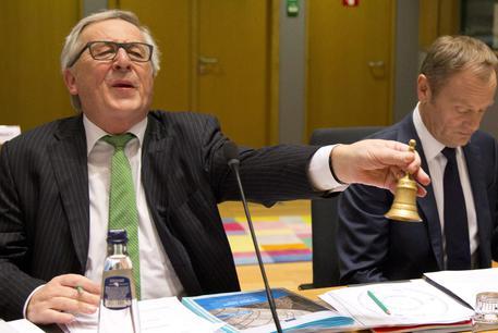 Juncker: l'Italia troverà la soluzione