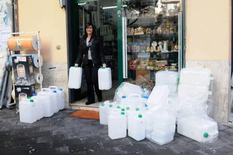 Istat, crisi idrica nel  2017 eccezionale