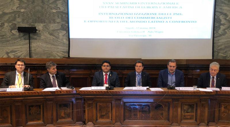 Imprese, Gil Gil (commercialisti): 'Internazionalizzazione necessaria per rilancio dell'economia'
