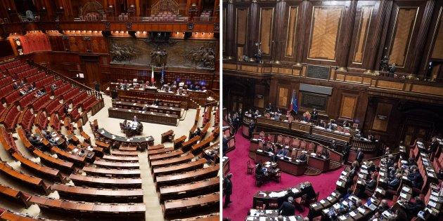 La grande incognita dell'elezione dei presidenti delle Camere