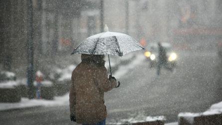 Cronaca Meteo: ARRIVA IL FRONTE FREDDO, rovesci, temporali, NEVE e FORTE VENTO