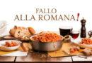 A Eataly Roma 'Fallo alla romana!'  Da stasera!
