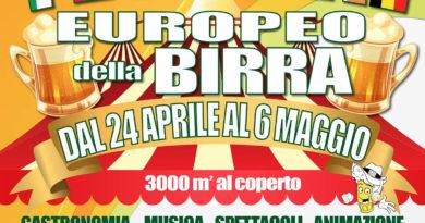Festival europeo della birra, a Lecce, dal 24 aprile al 6 maggio