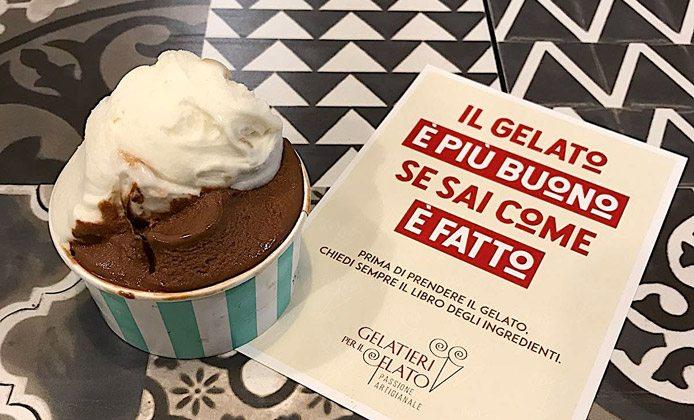 gelatieri per il gelato