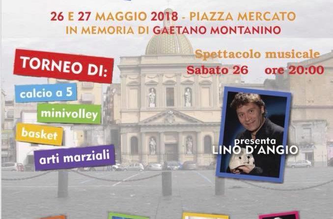 'Il villaggio della legalità' il 26 E 27 maggio a Piazza Mercato a Napoli