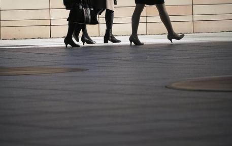 In aziende solo 5% donne al top stipendi